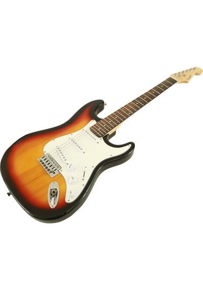 Xenon XNE3SB Stratocaster Kasa Elektro Gitar