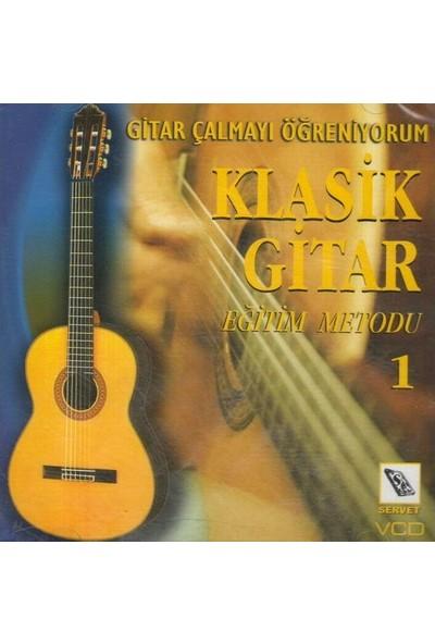 Klasik Gitar Çalmayı Öğreniyorum - Eğitim Metodu 1