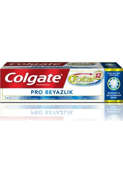 Colgate Total Profesyonel Beyazlık Diş Macunu 75 ml