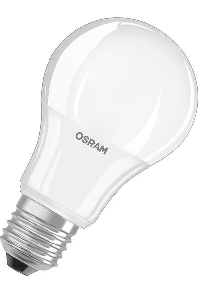 OSRAM 9 WATT 806 LUMEN E-27 DUY 6500K BEYAZ IŞIK LED AMPUL 10 ADET 9W