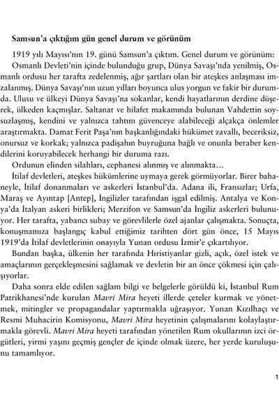Nutuk - Gençler İçin Fotoğraflarla - Mustafa Kemal Atatürk