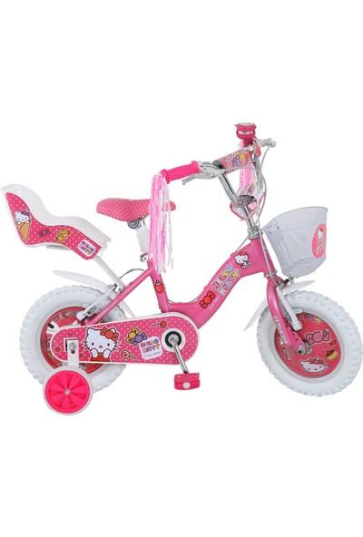 """Ümit 1216 Hello Kitty 12"""" Çocuk Bisikleti"""