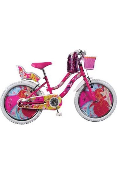 """Ümit 2025 Winx 20"""" Çocuk Bisikleti"""