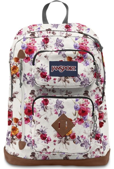 Jansport Austın Floral Memory T71A33N Sırt Çantası