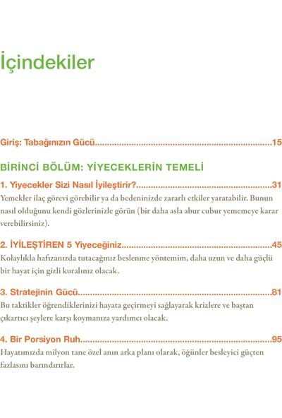 İyileştiren Yiyecekler - Mehmet Öz