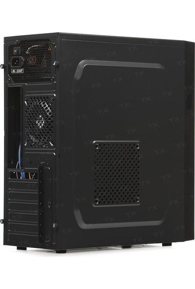 TX K9 2xUSB3.0 ATX Siyah Kasa (TXCHK9)