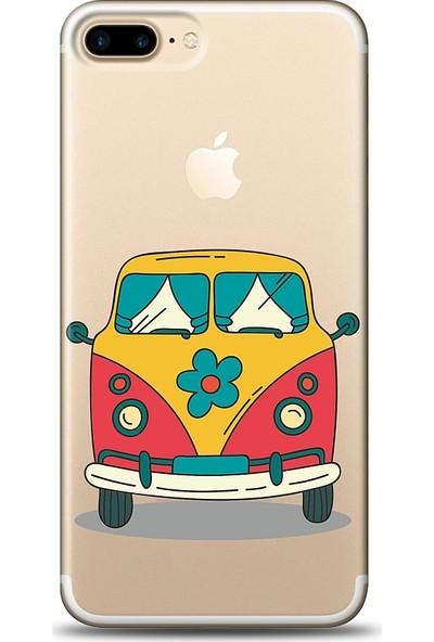 Eiroo Apple iPhone 7 Plus Retro Minibus Kılıf