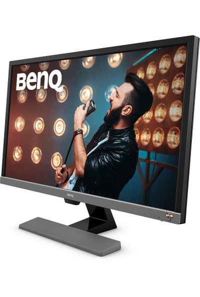 "BenQ EL2870U 28"" 60Hz 1ms (HDMI+Display) FreeSync 4K HDR UHD TN Oyun Monitörü"