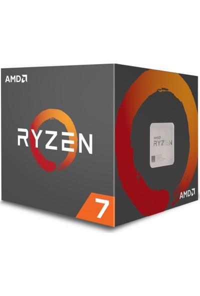 AMD Ryzen 7 2700X 4.35GHz 20MB Cache Soket AM4 İşlemci