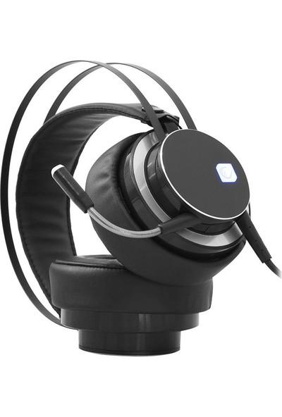 Rampage Sn-Rw8 Cobra Siyah 7.1 Surround Usb Led Oyuncu Kulaklık