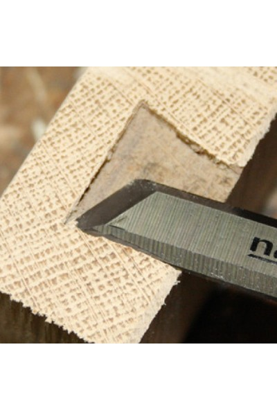 Narex 811156 Eğri Ağız Iskarpela Sol 6 mm