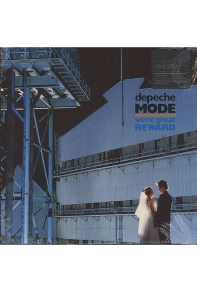 Depeche Mode - Some Great Reward Plak