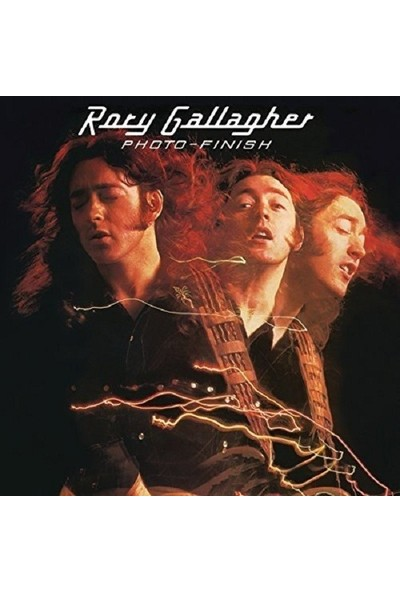 Rory Gallagher - Photo Finish Plak