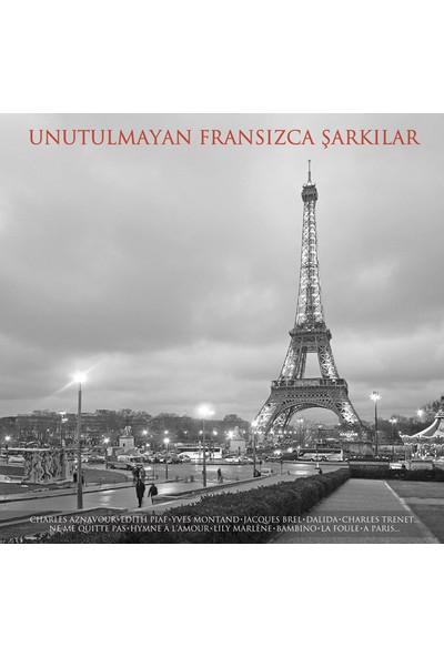 Various Artists - Unutulmayan Fransızca Şarkılar Plak