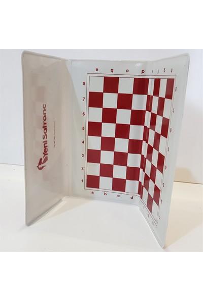 Yeni Satranç Mıknatıslı Cep Satrancı (5'li)