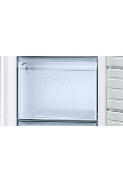 Bosch GSN33VW31N A++ 246 lt No-Frost Çekmeceli Derin Dondurucu