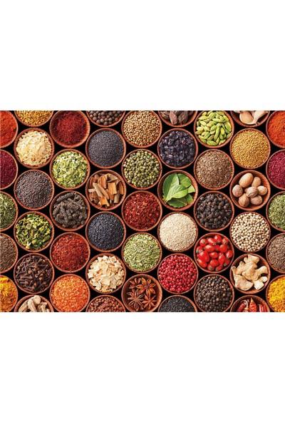 Educa Puzzle 1500 Parça Otlar ve Baharatlar 17666