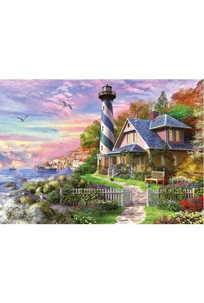 Educa Puzzle 1000 Parça Deniz Feneri 17740