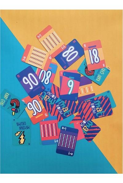 Matimino Pullarla 4 İşlem Kutu Oyunu 90013