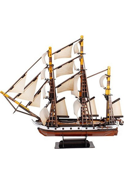 CubicFun 3D Puzzle HMS Beagle Gemisi T4027H