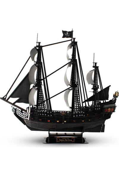 CubicFun 3D Puzzle Queen Annes Revenge Gemisi L520H