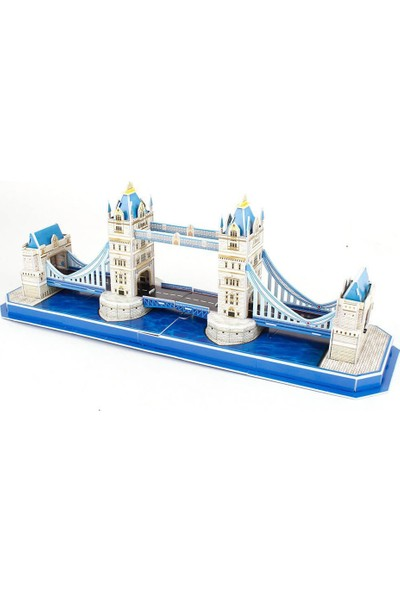 CubicFun 3D Puzzle Tower Bridge C238H