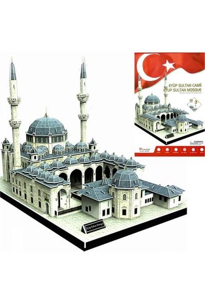 CubicFun 3D Puzzle Eyüp Sultan Camii MC230H