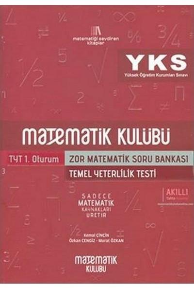 Matematik Kulübü Yks-Tyt Zor Matematik Soru Bankası - Kemal Çinçin