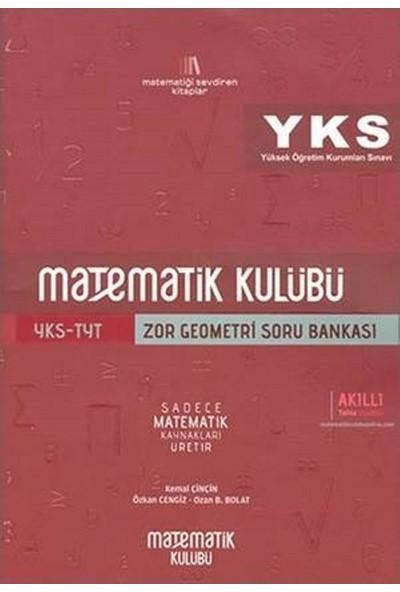 Matematik Kulübü Yks-Tyt Zor Geometri Soru Bankası - Kemal Çinçin