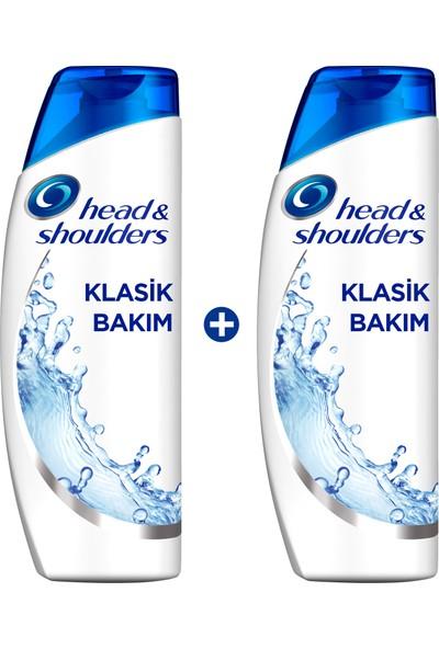 Head & Shoulders Şampuan Klasik Bakım 2 x 500 ml
