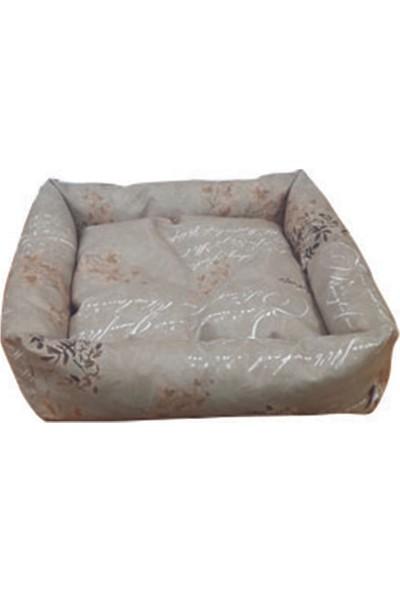 Mrs.Pillow Helen 3 Desenli Kedi Ve Köpek Yatakları 45X45Cm