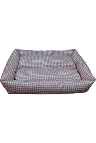 Mrs.Pillow Feriha Pembe Kedi Ve Köpek Yatakları 55X70Cm