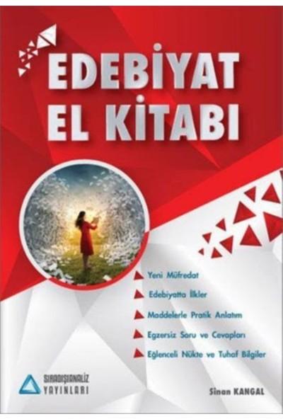 Sıradışı Analiz Edebiyat & Dil Bilgisi El Kitabı Çift Yönlü - Sinan Kangal