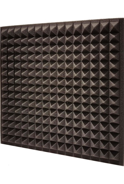 Centera Coustic Akustik Piramit Sünger 4 cm Dekoratif 50 x 50 cm