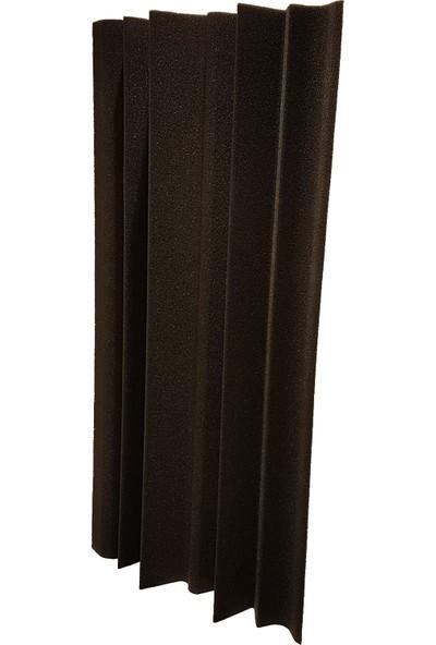 Centera Coustic Bass Trap Sünger Gri Renk 25 x 25 x 70 cm