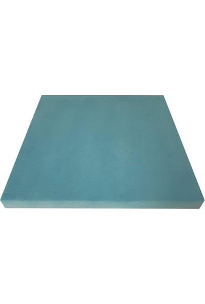 Centera Coustic Kumaş Kaplı Akustik Sünger Panel 4 cm Açık Mavi 60 x 60 cm