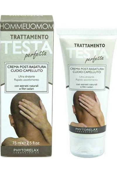 Phytorelax Uomo Special Head Treatment Traş Sonrası Bakım Kremi 75 Ml