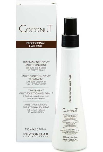 Phytorelax Coconut 10 In 1 Multifunction Saç Bakım Spreyi 150 Ml