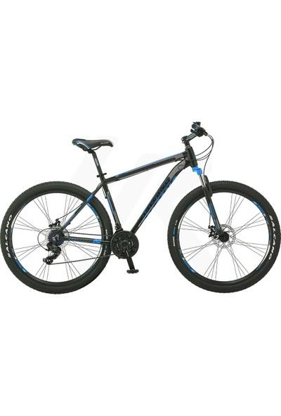 Salcano NG 650 29 MD Dağ Bisikleti 21 inç Kadro, Siyah - Mavi
