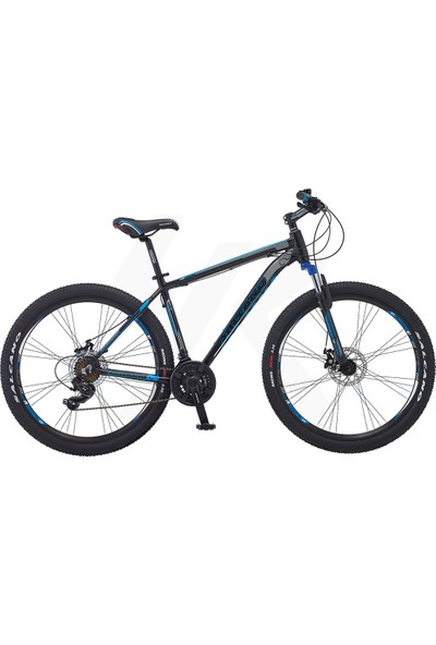 Salcano Ng 650 27.5 Jant Md Bisiklet 16 inç Kadro, Siyah - Mavi
