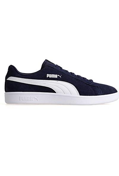 Puma Lacivert Unisex Günlük Ayakkabı 36498904 Smash V2