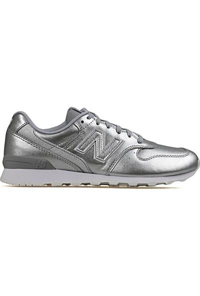 New Balance Gri Kadın Ayakkabısı WR996SRS
