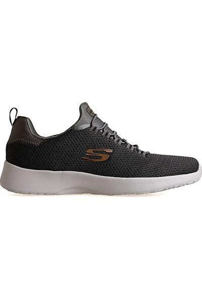 Skechers Gri Erkek Ayakkabısı Dynamight 58360-OLV