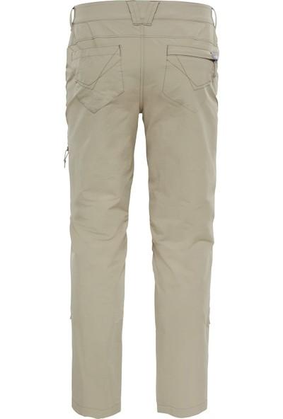 The North Face Krem Kadın Pantolonu W Exploration Pant T0CN1C254