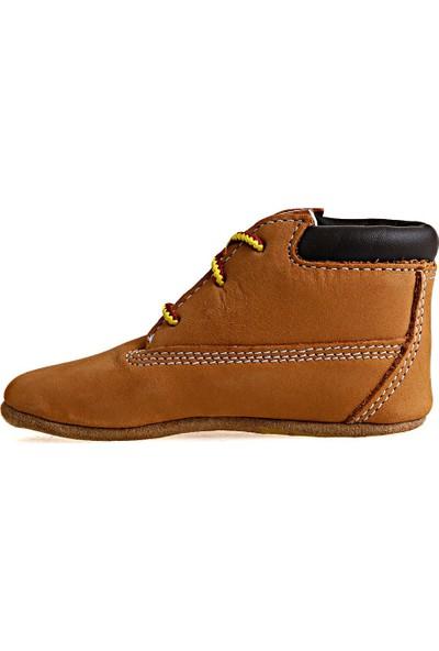 Timberland Kahverengi Çocuk Bebek Ayakkabısı 9589R