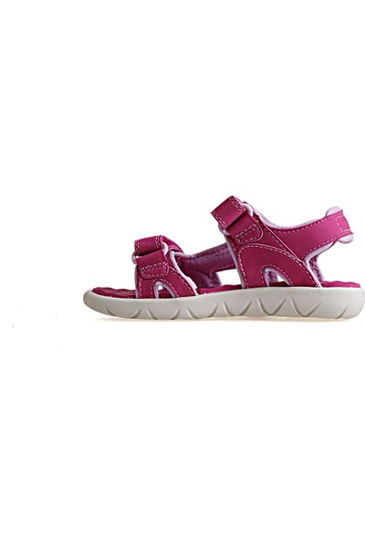 Timberland Pembe Çocuk Bebek Sandaleti A1QG4