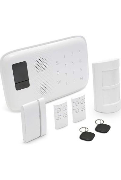 MIEKA MIE-WAP3 GSM Kablosuz Hırsız Alarm Sistemi