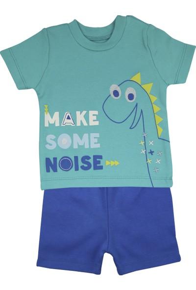 Baby Corner Şort Takım Noise