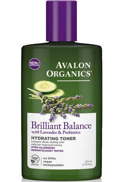 Avalon Organics Brilliant Balance Nemlendirici Tonik 237ML