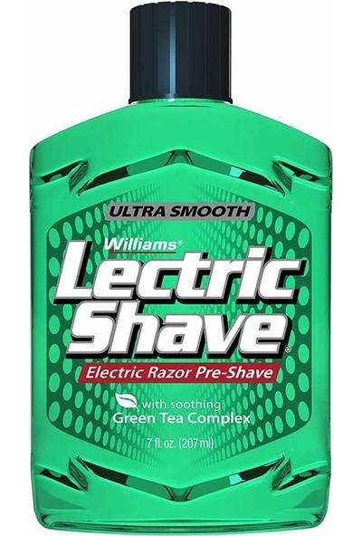 Lectric Shave Electric Razor Pre Shave 207Ml